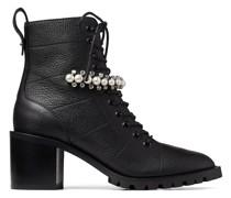 Stiefel mit Perlen, 65mm
