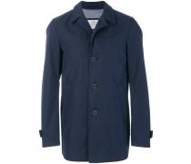 buttoned lightweight jacket