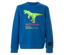 'Recycle Dino' Sweatshirt