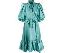 Kleid im Wickel-Look