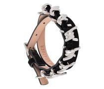 'Babe Wire' emblem bracelet