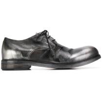 Polierte Derby-Schuhe
