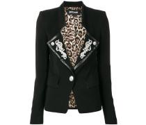 embroidered formal jacket