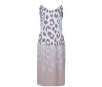 Camisole-Kleid mit Print