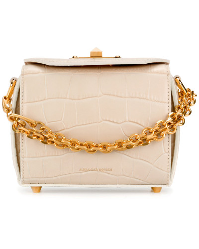 Alexander McQueen Damen 'Box 16' Handtasche Rabatt Kaufen Günstiger Preis In Deutschland Spielraum Echt Rabatt Neueste Uz4hYqOz24