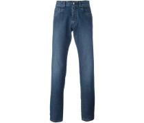 - Klassische Cropped-Jeans - men