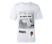 "T-Shirt mit ""No Mans Land""-Print - men"