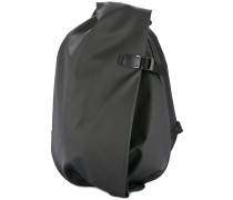 Isar Obsidian shell backpack