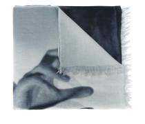 Schal mit Foto-Print