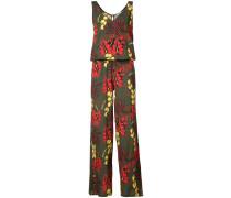Floraler Jumpsuit - women - Seide - 38