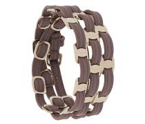 'Vara' Armband mit drei Strängen