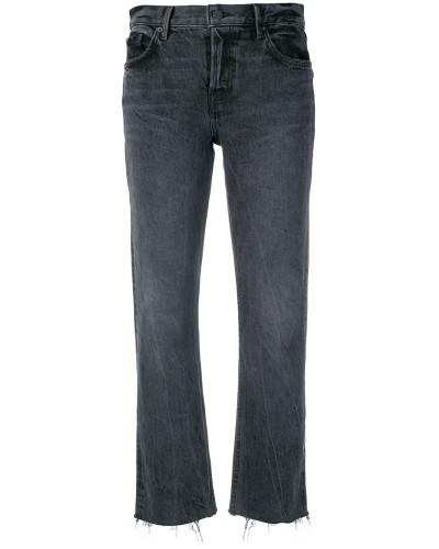 'Tatum' Cropped-Jeans