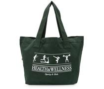 Health and Wellness Handtasche