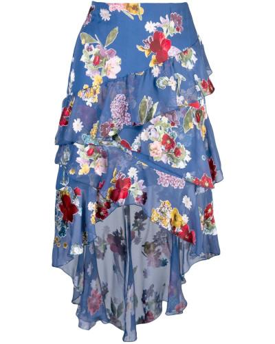 Mariel asymmetric dress