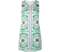 Kleid mit Print - women - Leinen/Flachs/Viskose
