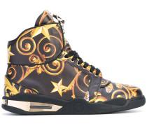 Amazing hi-top sneakers