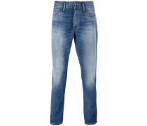 'Shank Ava 821' Jeans mit schmalem Bein