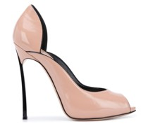 Peeptoe-Pumps, 125mm
