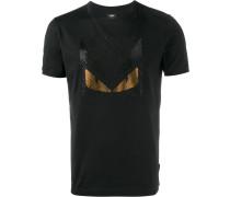 """T-Shirt mit """"Bag Bugs""""-Motiv"""