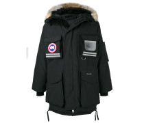 'Snow Mantra' Parka - men