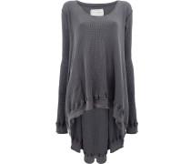 Asymmetrisches Sweatshirt