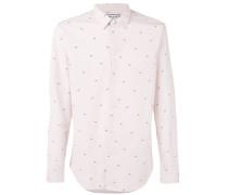 Hemd mit kleinem Blumenmuster - men - Baumwolle