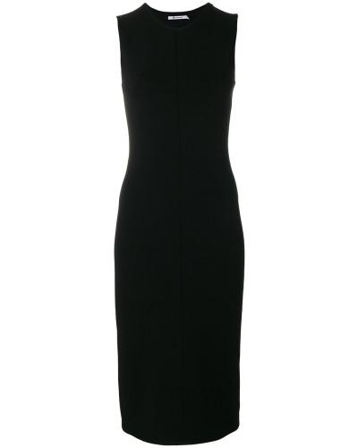 Kleid mit Reißverschlussdetail