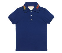 Children's polo with dragon
