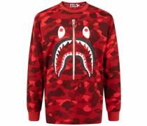 A BATHING APE® Colour Camo Shark T-shirt