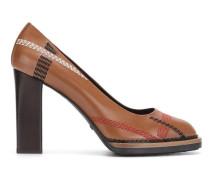 - stitch detail pumps - women - Kalbsleder - 36.5