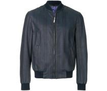 long sleeved bomber jacket