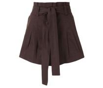 A.L.C. front tie mini skirt