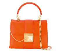 - Handtasche mit Klappdeckel - women