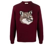 Pullover mit Fuchs-Logo