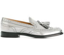 Tamaryn metallic loafers