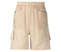 Shorts mit seitlichen Streifen