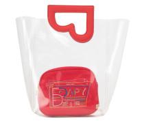 BAPY BY *A BATHING APE® Transparenter Shopper