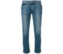 'Brigitte' Cropped-Jeans - women