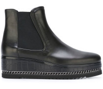 Chelsea-Boots mit Plateausohle - women
