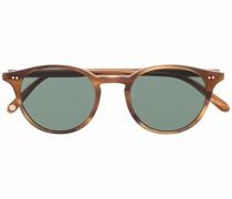 Runde Clune Sonnenbrille