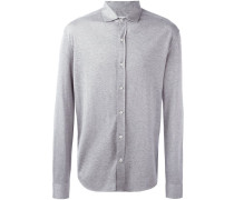 Klassisches Button-down-Hemd - men - Baumwolle