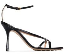 Sandalen mit Knöchelriemen, 95mm