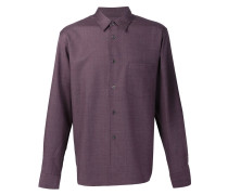 Hemd aus Wolle
