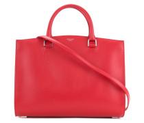 Handtasche mit Logo-Stempel