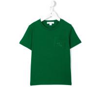 T-Shirt mit aufgesticktem Ritter - kids