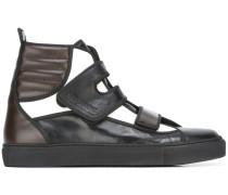 High-Top-Sneakers mit Klettverschlüssen