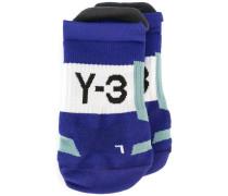 Gerippte Socken - unisex - Polyester - S