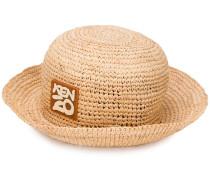 logo patch sun hat