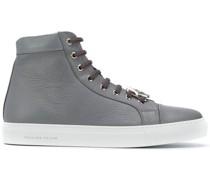 'Hexagon' High-Top-Sneakers