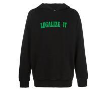 'Legalize It' Kapuzenpullover
